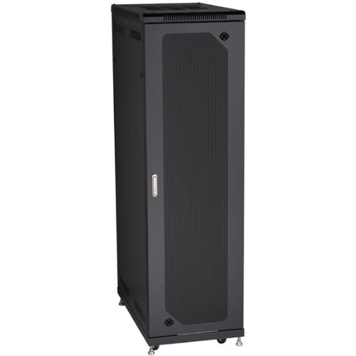 - BLACK BOX RM2440A Select Server Cabinet, 42U with Mesh Door