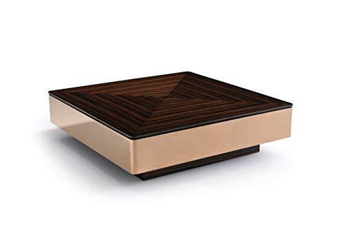 (Limari Home LIM-74883 Larika Coffee Table Ebony)