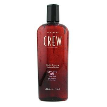 (American Crew Styling Gel Light Hold 15.2 oz )