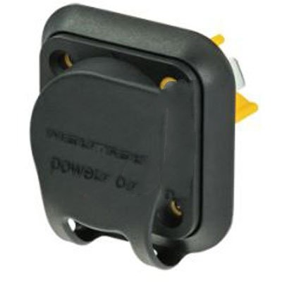 Neutrik SCNAC-FPX Sealing Cover; for powerCON TRUE1 Female Chassis Connector