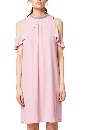 Collection ESPRIT Femme 670 Pink Rose Robe 44wrdqO