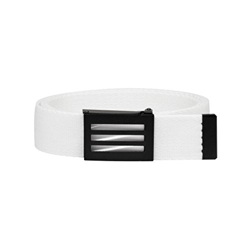 Adidas Sport Performance Buckle (Adidas Golf 2016 Performance Mens Golf Funky Webbing Belt - One Size)