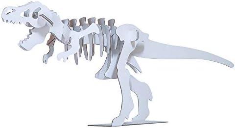hacomo ティラノサウルス2 白 225×300