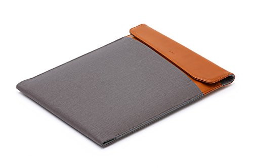 Bellroy Laptop Sleeve Extra 13'' Warm Grey - Woven by Bellroy