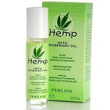 (Hemp Restorative Cuticle Oil With Rosemary Oil by Perlier)