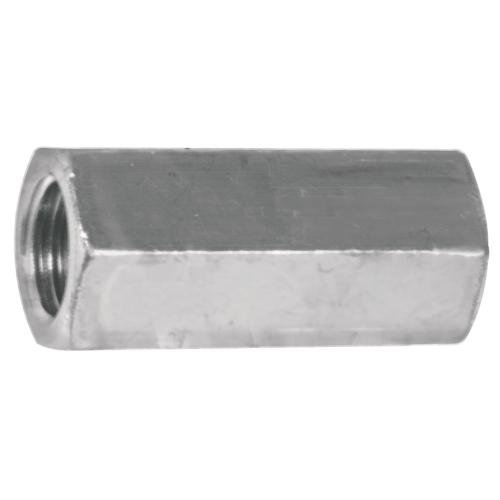 The Hillman Group 2-Pack 3//8 Rod Coupling Nut