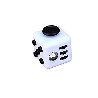Kize Kids 6 Sides Cube of fun Fidget Cube Toy Anxiety Stress Relief