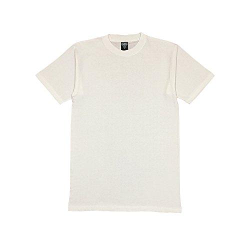 - CottonNet Supreme Round Neck T Shirt (6XL, White)