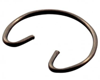 Kolbenclip STAGE6 14mm Doppel-G-Clip f/ür SKR 125