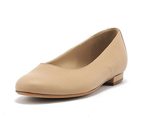 Ballerina Will's Flats Shoes Sand Vegan AAq18Z7T