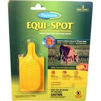 DPD EQUI-SPOT SPOT-ON FLY CONTROL FOR HORSES - Size: SINGLE DOSE