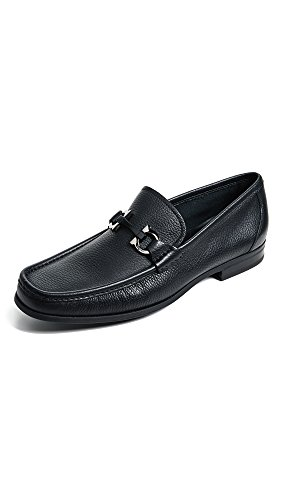 Salvatore Ferragamo Men's Grandioso Bit Loafers