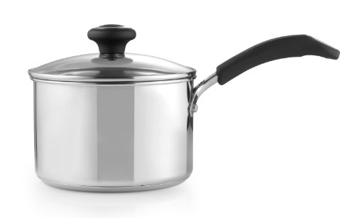 Prestige Create Stainless Steel Saucepan - 18 cm