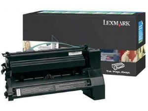 (LEXMARK C780/C782 BLACK RETURN PROGRAM PRINT)