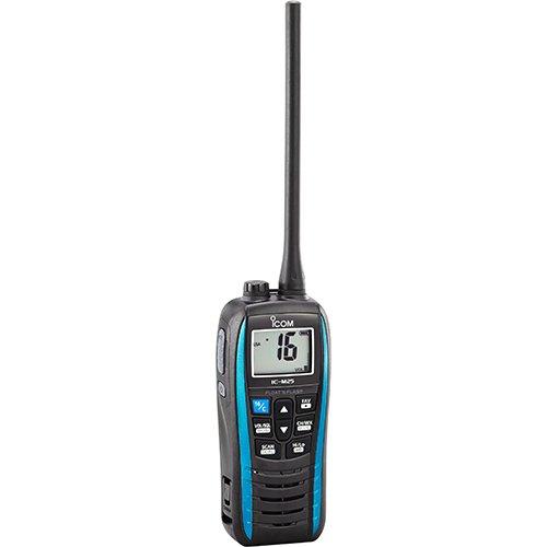 ICOM M25 21 Handheld VHF Radio,