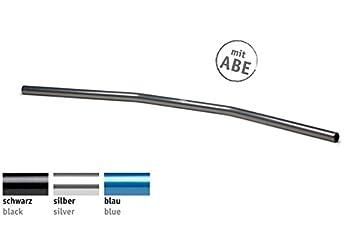 LSL Lenker Stahl 22mm DRAGBAR WIDE schwarz 123LD02SW 4251342900404