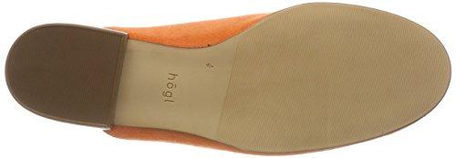 Högl 5-10 1802, Mocassini Donna Arancione (Orange)