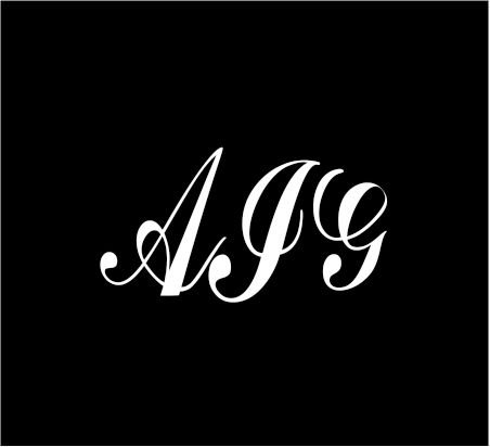 3-white-monogram-3-letters-aig-initials-script-style-vinyl-decal-great-size-for-cups-or-use-on-any-s