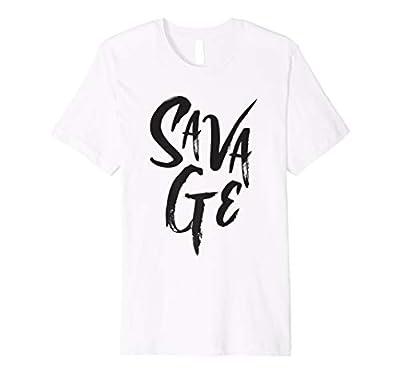 Savage Hip Hop Culture Music Dance Premium T-Shirt
