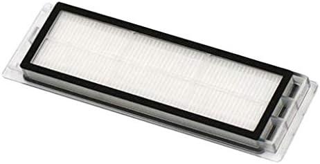 Loviver Vervangende luchtfilter voor Xiaomi Stone Roborock T4 T6 S50 2 stuks