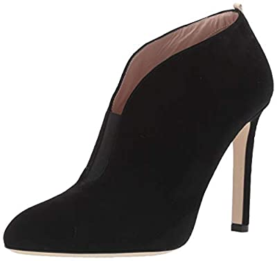 SJP by Sarah Jessica Parker Women's Trois Rounded Toe Ankle Boot