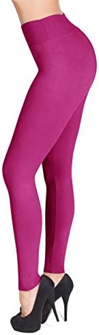 SATINA High Waisted Leggings Colors product image