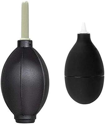 G Pera de aire para limpieza de camaras Negro