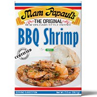 Mam Papauls Mix Barbecue Shrimp, 2 oz Bbq Shrimp