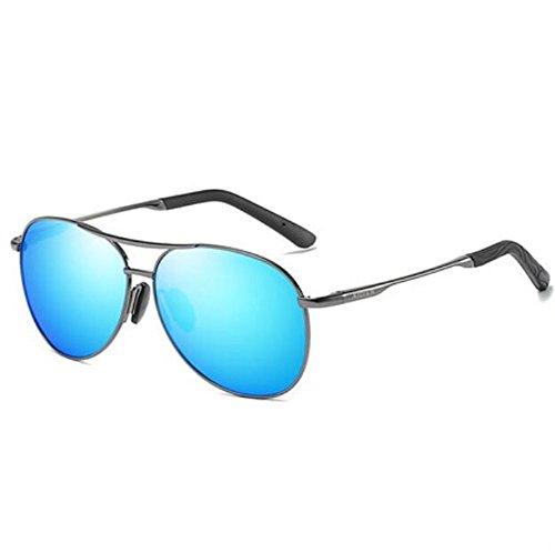 de Conductor Ice luz de Terminado polarizada Sol Conductor Azul KOMNY de Grados Sapo Cinturon 450 Degrees Marea Hombres Miopía Blue 250 Sol Gafas Gafas Of Hielo los de de q56nTvpxw