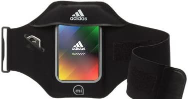 perrito tapa División  Griffin GB04202 Adidas miCoach Sport Armband for iPhone: Amazon.co.uk:  Electronics