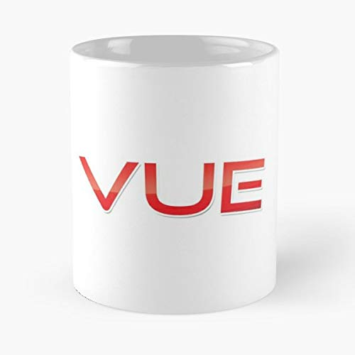 Vue Yourself Your Friend Funny Floral Coffee Mugs Gifts
