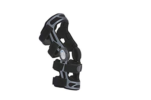 United Ortho 300541-07 Functional ACL Knee Support Brace, Right Leg, Large