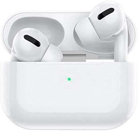 Wireless Earbuds Bluetooth 5.0 Headset Earbuds Headphones Built-in Microphone and Charging Box,three-D Stereo Noise Cancelling Earbuds, Suitable for Apple Airpods professional Android/iPhone/Samsung
