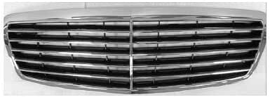 Unknown OE Replacement Mercedes-Benz Grille Assembly Partslink Number MB1200115
