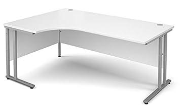 Corfield mobiliario de oficina gama media luna – Mano izquierda ...
