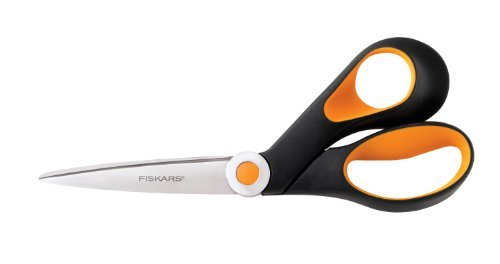 Fiskars Razor edge Softgrip Scissors 175800 1002