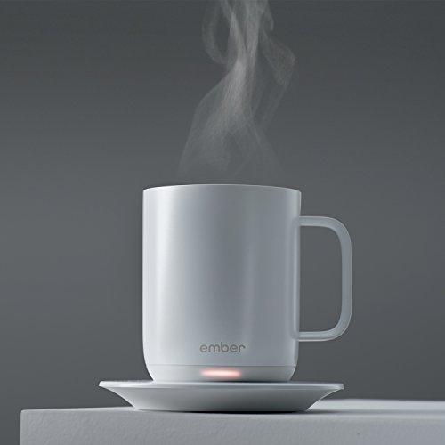 Ember Temperature Control Ceramic Mug (Ceramic Mug)