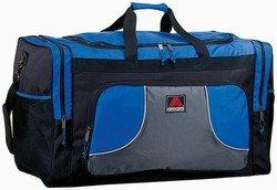 Amaro – Sports Duffle Bag / Gym Bag / Sport Shoulder Bag for Men & Women Duffel 24-inch – ( Medium , Royal Blue)