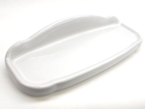 Toto TCU754CR#01 Tank Lid for Eco Whitney Toilet, Cotton by TOTO