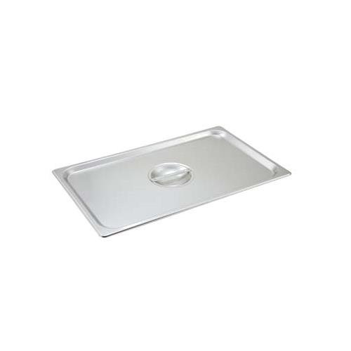 Winco SPSCF 1/1 Size Solid (Stainless Steam Table Pan)