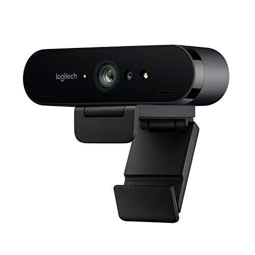 Logitech BRIO Stream USB 30 Nero Webcam