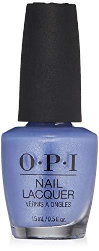 bright blue opi nail polish - 5