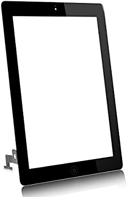 White Apple iPad 2 Touch Screen Glass Display Digitizer with tools