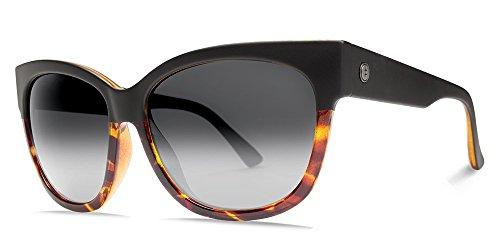 Electric Visual Danger Cat Darkside Tortoise/OHM Polarized Grey - Electric Sunglasses Goggles