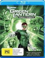 Green Lantern - Emerald Knights [NON-USA Format / Region B Import - Australia]