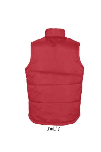 SOL´S - Bodywarmer Warm M,Red