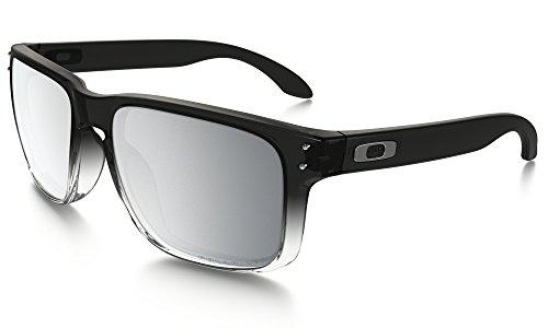 Oakley Holbrook Sunglasses Dark Ink Fade / Chrome Irid. Pol. & Care Kit - Oakley Buy Holbrook