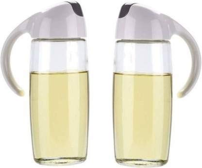 klamazoo 600 ml Cooking Oil Dispenser Set  Pack of 2