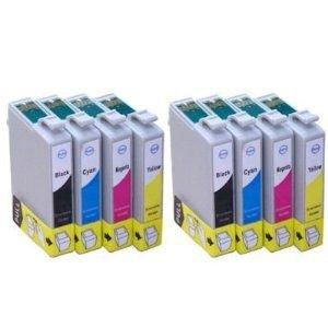 8 Wantmoreink de tinta para Epson 29XL (reemplaza T2911-4 ...