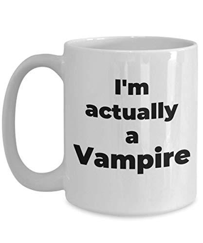 Vampire Mug Costume Slayer Bat Spike Diaries Coffee Cup Gift Ideas Novelty Tea -